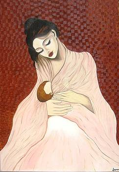 Purest form of love by Rejeena Niaz