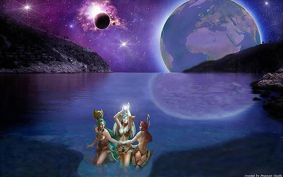 Purification Planetary by Arcanico Luca Smith Acquaviva
