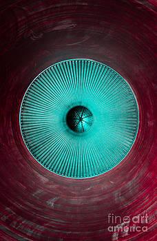Purple Chamber by Dan Julien