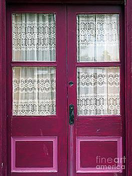 Purple Door by Shannon Beck-Coatney
