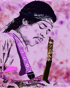 Purple Haze by David Jackson