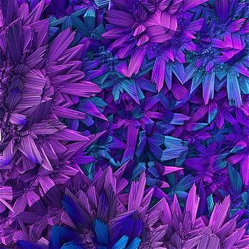 Purple Jungle by Lyle Hatch