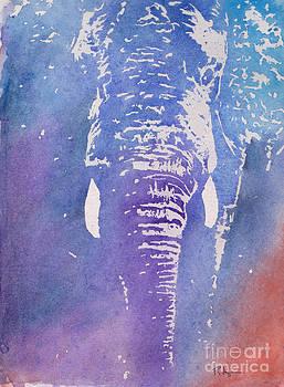 Purple Pachyderm by Robert Nipper