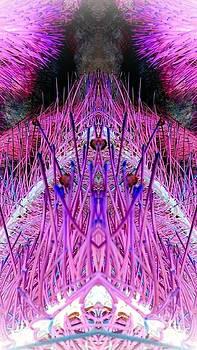Purple Pine by Karen Newell