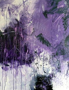 Purple Rain by Loretta Moore