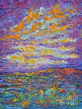 Purple Sky by Sloane Keats