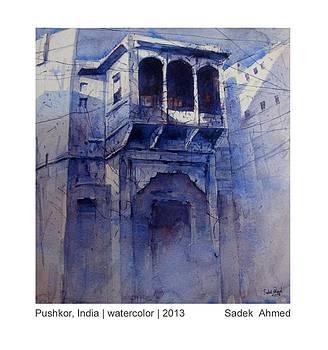 Pushkar by Sadek Ahmed
