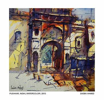 PushkarIndia by Sadek Ahmed