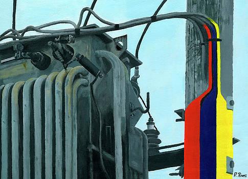 Pylon by David Rives