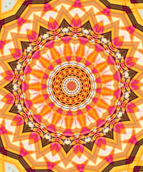 Pyro Kaleidoscope by Jo Nathon Dutton