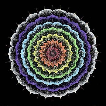 Quan Yin's Healing by Keiko Katsuta