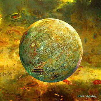 Robin Moline - Quantum Soul...Orb of Light
