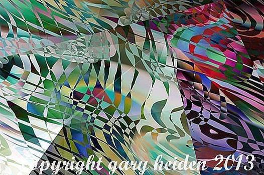 Quantum Strings3 by Gary Heiden