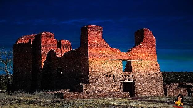 Quaria Ruins by Tony Lopez