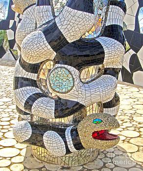 Gregory Dyer - Queen Califias Magic Circle Garden - 47