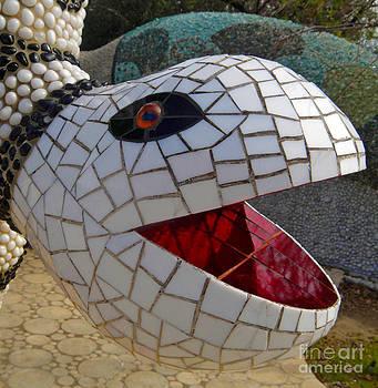 Gregory Dyer - Queen Califias Magic Circle Garden - 48
