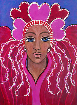 Queen of Hearts by Mary Schilder