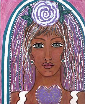Queen of her Heart by Mary Schilder