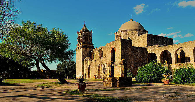 Queen of The Missions by Gregory Israelson