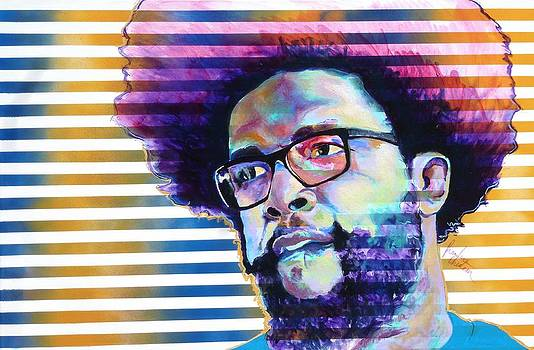Questlove by Reuben Cheatem