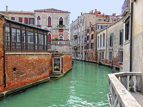 John Tidball  - Quiet Canal Corner