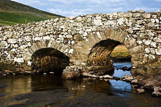Jane McIlroy - Quiet Man Bridge - Connemara Ireland