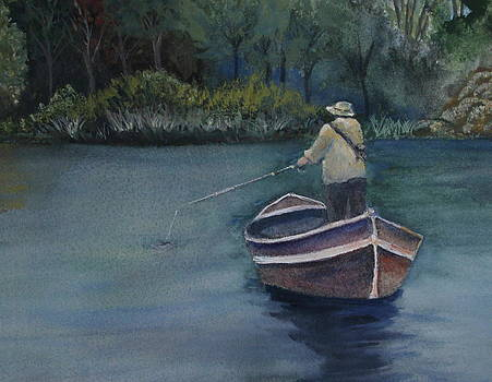 Quietude by Jan Cipolla