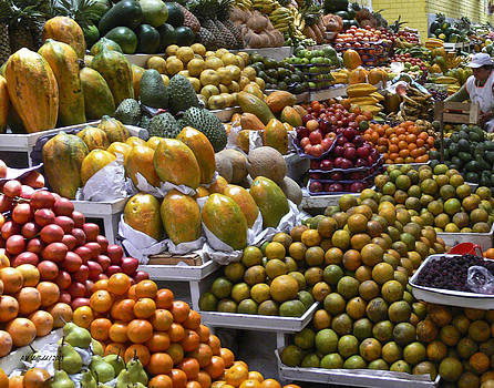 Allen Sheffield - Quito Ecuador Market 2