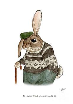Rabbit by Blair Bailie