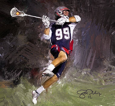 Rabil Lacrosse by Scott Melby