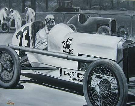 Race Day by Joseph Love