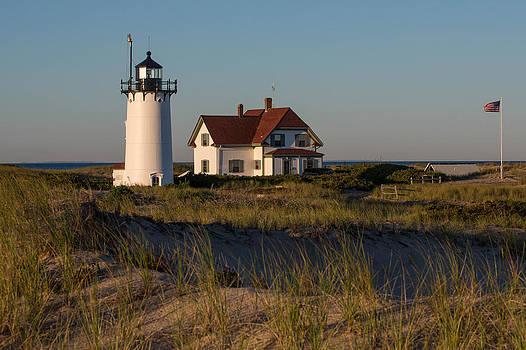 Race Point Lighthouse by Paul Treseler