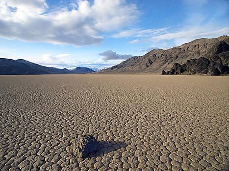 Racetrack Playa Death Valley by Joe Schofield