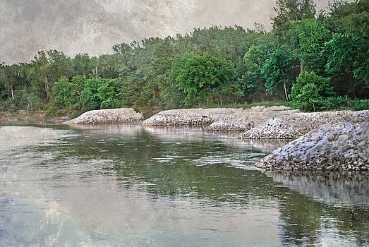 Judy Hall-Folde - Racoon River Wanut Woods State Park Iowa