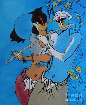 Radha Krishna - Eternal Love by Apoorv Jain