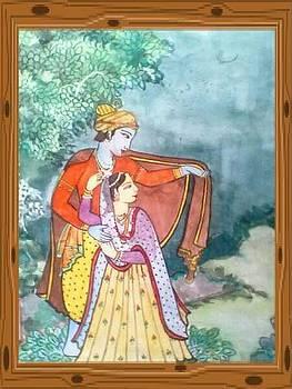 Radhe Krishna by Mohan Kumar