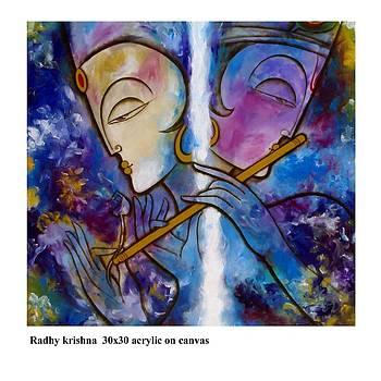 Radhy Krishna by Keshaw Kumar