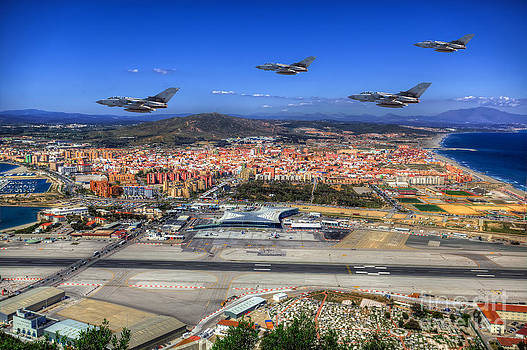 English Landscapes - RAF Gibraltar