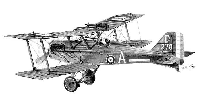 Dale Jackson - RAF S.E.5a