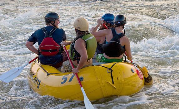 Rafting by Cindy Haggerty