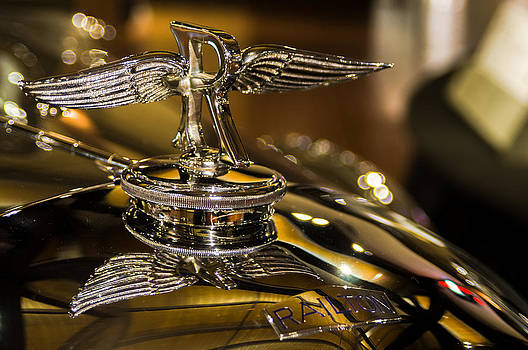 Railton Hood Ornament by Glenn McGloughlin
