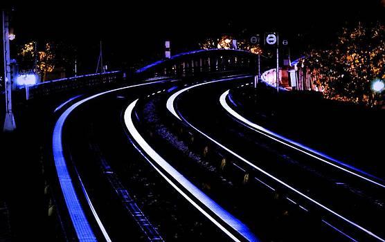 Railway by Paris Color