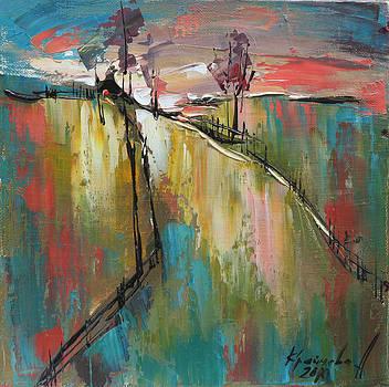 Anastasija Kraineva - Rain