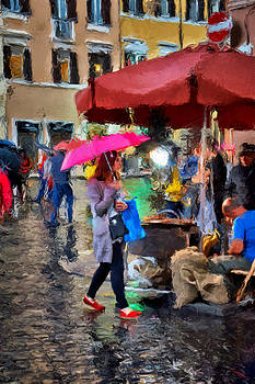 Rain in Rome by SM Shahrokni