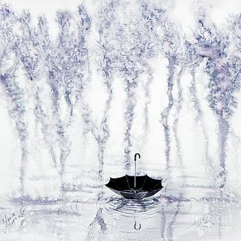 Rain by Maria Bozina