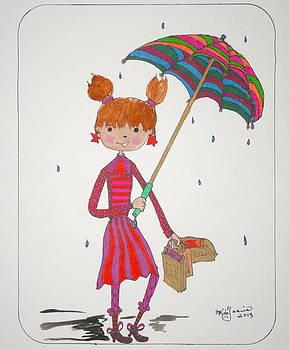 Rain by Mary Kay De Jesus