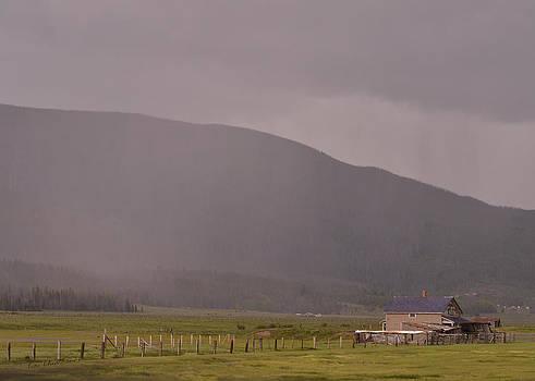 Kae Cheatham - Rain on Elk Park Farm