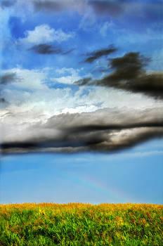 Eric Benjamin - Rainbow after the Storm