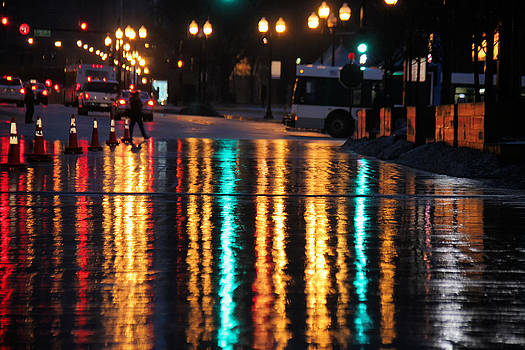 Rainbow Ave by Jerome Lynch