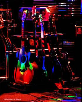 Christopher Holmes - Rainbow Guitars